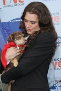 Brooke Shields @ Propel Zero To 1000 Dog Walking Event in LA April 2nd HQ x 5