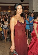 Padma Lakshmi - White House Correspondents' dinner at Corcoran Gallery of Art at Washington, DC May 9, 2009 -=ARCHIVE=-