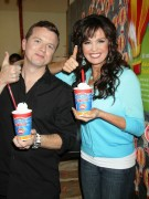 Marie Osmond - Tight sweater & tight jeans! @ Dairy Queen promoting Miracle Treat Day 8.5.10