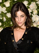 Юлия Рестойн Ройтфельд, фото 9. Model Julia Restoin-Roitfeld attends the CHANEL Tribeca Film Festival artisits dinner at The Odeon on April 25, 2011 in New York City., photo 9