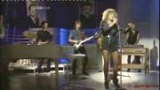Tina Turner---legs--black Nylons--live--1984