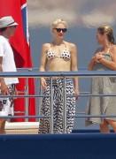 **Adds** Gwen Stefani - Bikini in Cannes