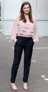 Хейли Этвелл, фото 117. Hayley Atwell - Outside ITV studios in London 01/08/'11, foto 117
