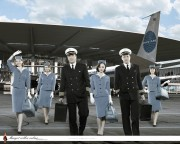 Margot Robbie-Pan Am Promos