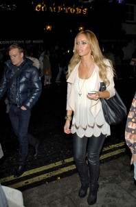 Лоурен Поуп, фото 81. Lauren Pope 'Little Mistress' clothing range launch - London - 03/11/11, foto 81