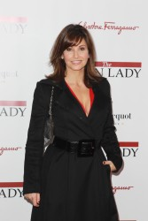 Джина Гершон, фото 361. Gina Gershon 'The Iron Lady' New York premiere at the Ziegfeld Theater on December 13, 2011 in New York City, foto 361