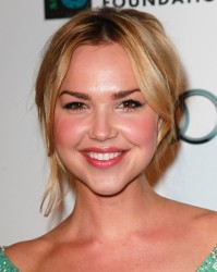 Ариэль Кэбл, фото 818. Arielle Kebbel - The Ripple Effect dinner party - LA - 10/12/11, foto 818