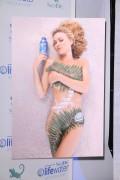 Ивонн Страховски, фото 610. Yvonne Strahovski - Unveiling her Sobe Lifewater Campaign in NY - 10 January, foto 610