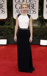 Клер Дэйнс, фото 1758. Claire Danes - 69th Annual Golden Globe Awards - Arrivals, LA, January 15, foto 1758