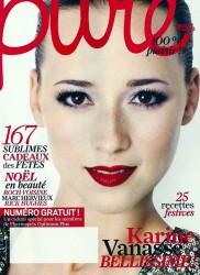 Karine Vanasse - Genevieve Charbonneau Photoshoot for 'Pure' Magazine (x4LQ)