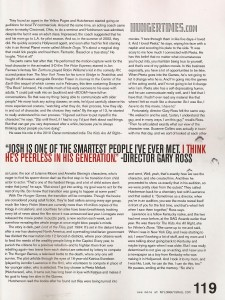 Lista para la revista de Nylon!! - Lesslie Polinesia
