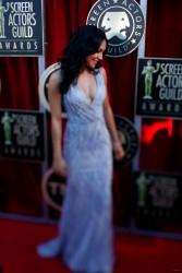 Ная Ривера, фото 174. Naya Rivera 18th Annual Screen Actors Guild Awards at The Shrine Auditorium in Los Angeles - 29.01.2012, foto 174