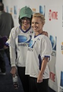 Джессика Зор, фото 1047. Jessica Szohr DirectTV's 6th Annual Celebrity Beach Bowl in Indianapolis - February 4 2012, foto 1047