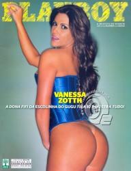 Vanessa Zotth Revista Playboy Brasil Enero 2012