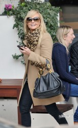Эмма Бантон, фото 2253. Jan. 23th - London - Emma Bunton Leaving ITV Studios, foto 2253