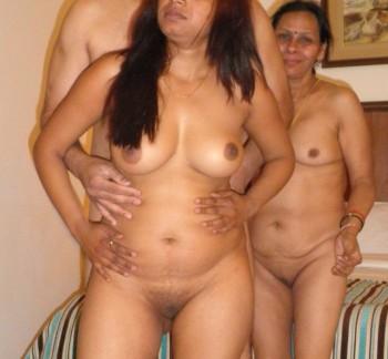 Indian Threesome Sex