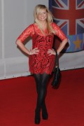 Эмма Бантон, фото 2290. Emma BuntonThe Brit Awards 2012 at The O2 Arena in London. 21.02.2012, foto 2290