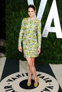 Шэйлин Вудли, фото 849. Shailene Woodley Vanity Fair Oscar Party - West Hollywood - 26.02.2012, foto 849