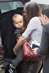 Миранда Керр, фото 3728. Miranda Kerr Sydney Airport arrival, february 28 / tagged, foto 3728,