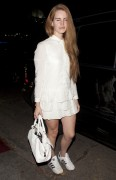 Lana Del Rey Leaving Katsuya Restaurant in Hollywood 1st March x40