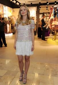 Кристен Белл, фото 8395. Kristen Bell Topshop Topman Store Opening in Las Vegas, 08.03.2012, foto 8395