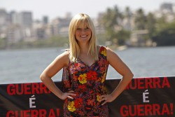 Риз Уизерспун, фото 4928. Reese Witherspoon 'This Means War' Press conference in Rio de Janeiro - 09.03.2012, foto 4928