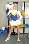 Криста Мур, фото 734. Crista Moore Cheerleader Distraction Set ( Mq & Tagg ), foto 734
