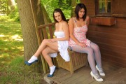 Джоди Gasson, фото 358. Jodie Gasson With Kelly, foto 358