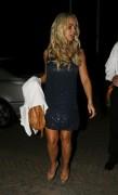 Jennifer Ellison Leaving Elstree Studios 26th March x14