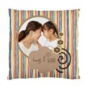 Let Me Hug n Kiss You - Cushion Case