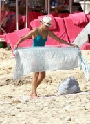 Naomi Watts - Beach candids @ Barbados - April 08 2012
