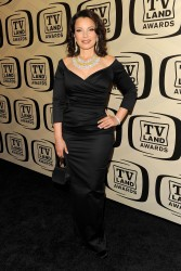 Fran Drescher - 10th Annual TV Land Awards @ Lexington Avenue Armory, NYC  - April 14 2012