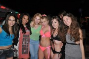 Audrey Whitby,Allysin Arm,& Sammi Hanratty - Audrey & Allysin Sweet 16 Pool Party (Bikini's)