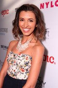 India de Beaufort - Nylon magazine June/July issue party in LA 05/30/12