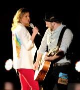 Jennifer Nettles (Sugarland) - live @ the Greek Theater - 5/22/2012 -  X 17 HQs