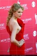 Taylor Swift Nip Slip(?) (New Angle, Same slip)