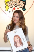 Katie Cassidy - MAC's Archie's Girls collection event in San Diego 07/12/12