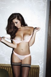 Imogen Thomas Nuts Magazine 20th July x2