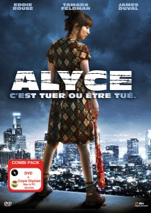 Download Alyce (2011) BluRay 720p 600MB Ganool