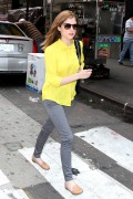 Anna Kendrick - New York Candids August 8, 2012
