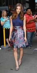 Ashley Greene - Imagenes/Videos de Paparazzi / Estudio/ Eventos etc. - Página 24 0619fe207669605