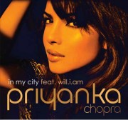 "Priyanka Chopra - ""In My City"" Single Cover + Promo Pic - x2"